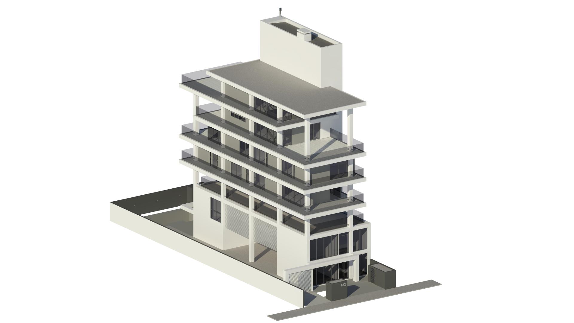 Excepcional Projetos integrados - Edifício AS - Galeria de Projetos AltoQi BK79